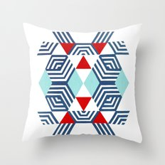 Commensus Throw Pillow