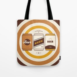 The Beer Brewing Company Tote Bag