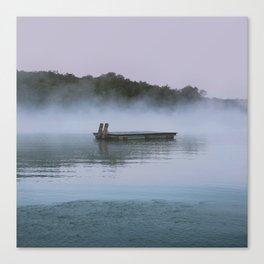 Lake Desolation Canvas Print