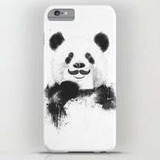 Funny panda iPhone 6s Plus Slim Case