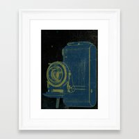 focus Framed Art Prints featuring Focus by Last Call