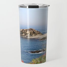 The Lagoon. Travel Mug
