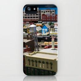 Ricksville 2 iPhone Case