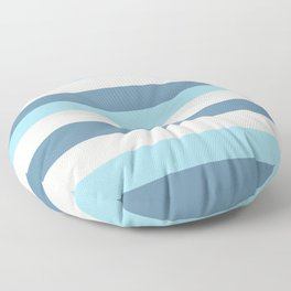 Stripes - Vacation Floor Pillow