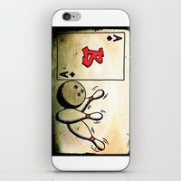 baseball iPhone & iPod Skins featuring Baseball by Funniestplace