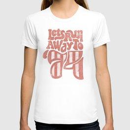1974 runaway T-shirt