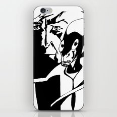 DSC08059 - Dr Who meets UFO iPhone & iPod Skin