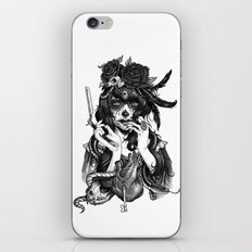Chicana iPhone & iPod Skin