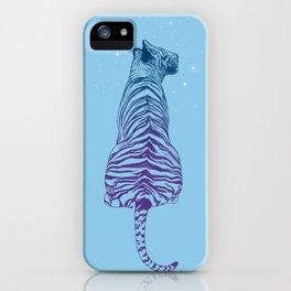 Tiger + Stars iPhone Case