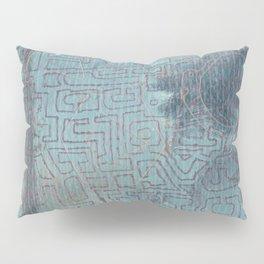 Aether Maze Pillow Sham