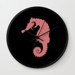 Nudity In A Niche Wall Clock