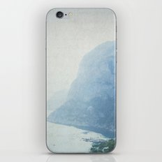 Letters From Capri - Italy iPhone & iPod Skin