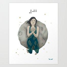 #30DayChallenge: Day 2 Art Print