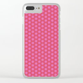 urielle Clear iPhone Case