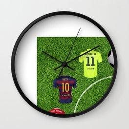 Football clock Wall Clock