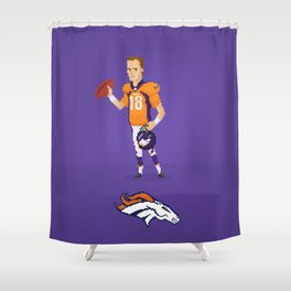 Manning The Great Shower Curtain