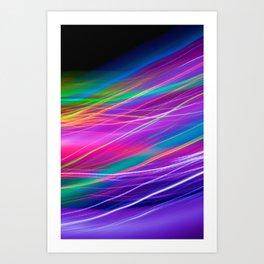 saturn 2 Art Print