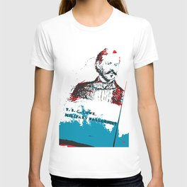 T. S. C. Lowe - Military Baloonist T-shirt