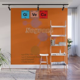 Negroni Wall Mural