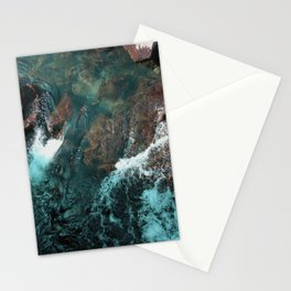 Icelandic waters Stationery Cards