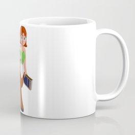 Elora the Faun vers 2 Coffee Mug