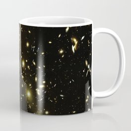 Distant galaxies, Abell 1703. Coffee Mug
