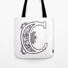 C is for Tote Bag