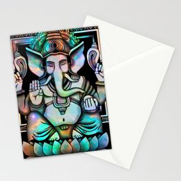 Cosmic Ganesh Stationery Cards
