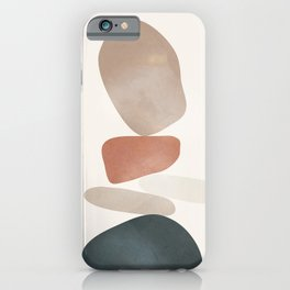 Balancing Stones 25 iPhone Case