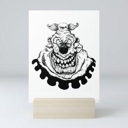 Killer Clown Mini Art Print