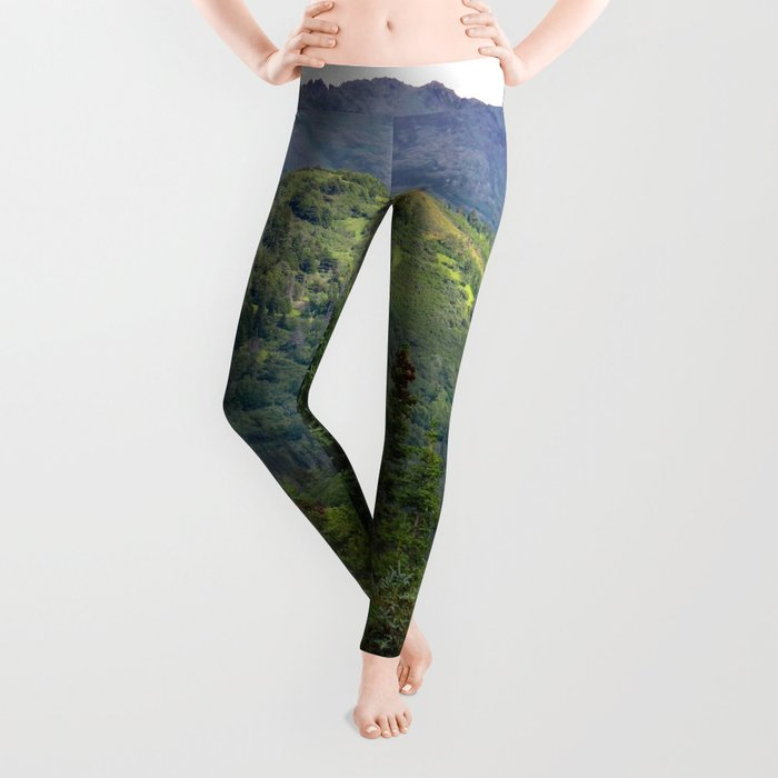 The Mountains Are Calling . . . Leggings