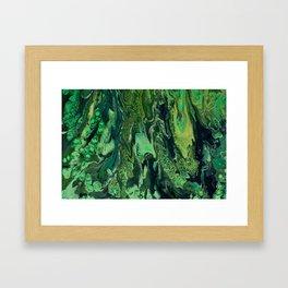 Forest of Souls Framed Art Print