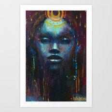 Oracle Art Print