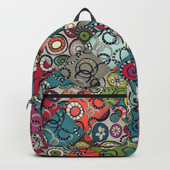 Honolulu diamonds Backpack