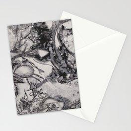 Melting Light Stationery Cards