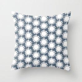 Sun Pirates Throw Pillow