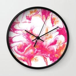 Abstract #7 Wall Clock