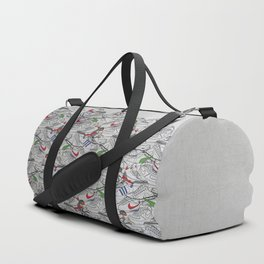Sneakers Duffle Bag