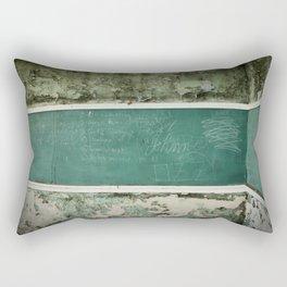 School Is Out Rectangular Pillow