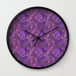 Tulle II Wall Clock