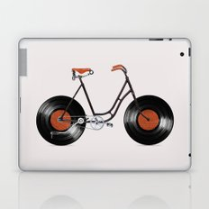 Vinyl Bike Laptop & iPad Skin
