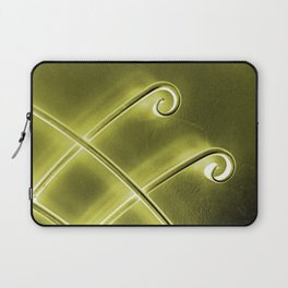 Papillon d'or Laptop Sleeve