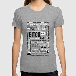 Supernatural - Dean Winchester Quotes T-shirt