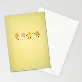 Lunchables - Best Friends Stationery Cards