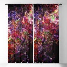 Funky flow Blackout Curtain