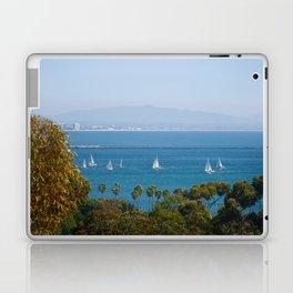 San Deigo Sailing Laptop & iPad Skin