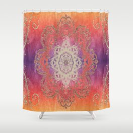 Arabesque Multi Shower Curtain