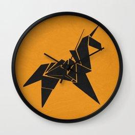 Blade Runner 01 Wall Clock
