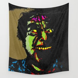 The Undead are Coming Wall Tapestry