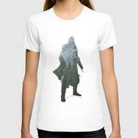 assassins creed T-shirts featuring Assassins Creed - Woodland 2 by Fatih